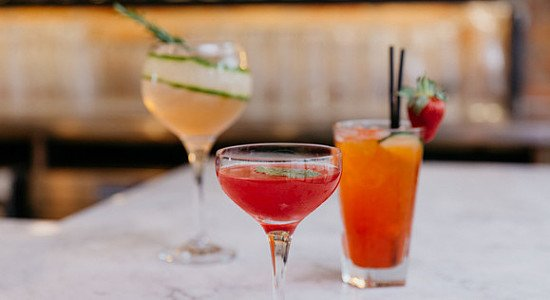 Enjoy a cocktail tonight before the long week ahead!