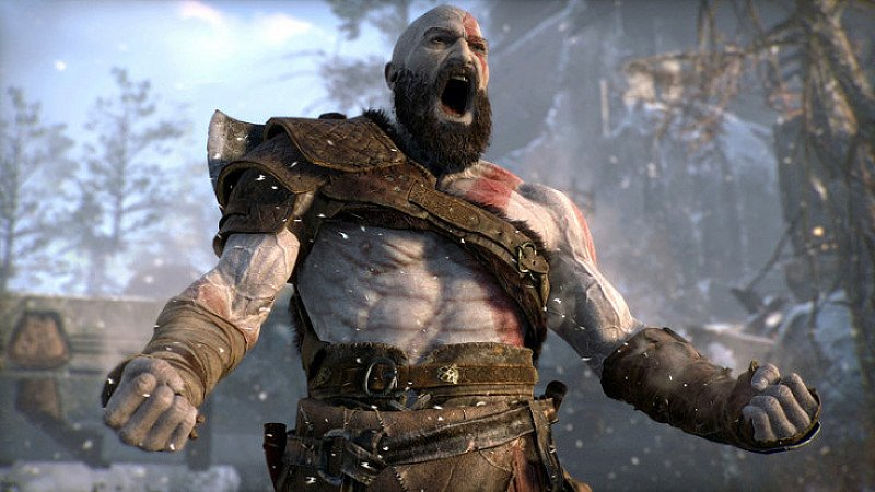 Pre-Order God of War Limited Edition PS4- Only Available at Game