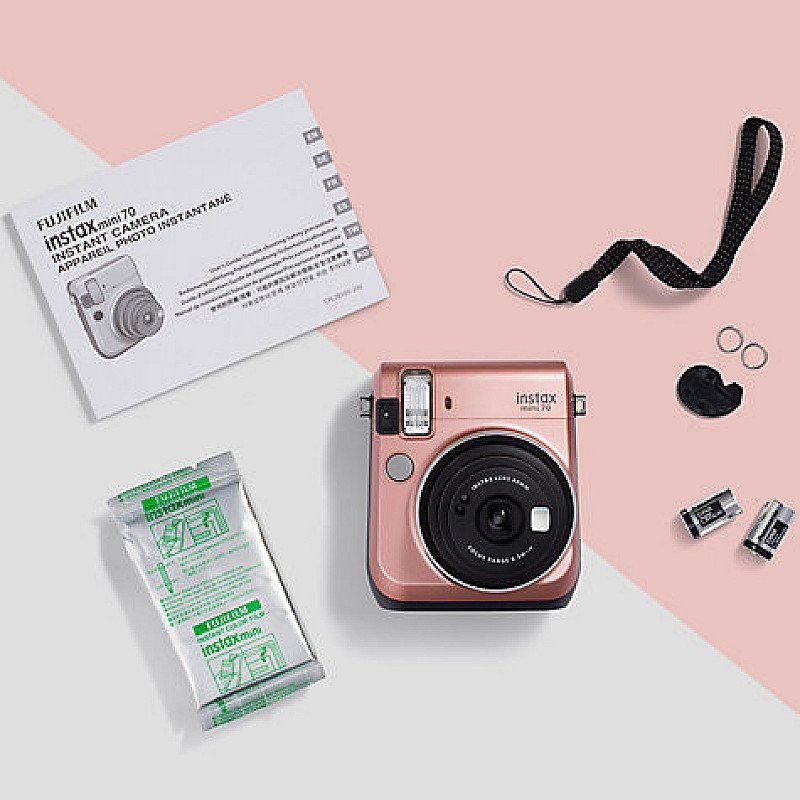 Valentines Gifts For Her - Fujifilm Instax Mini 70 Instant Camera £89.95!