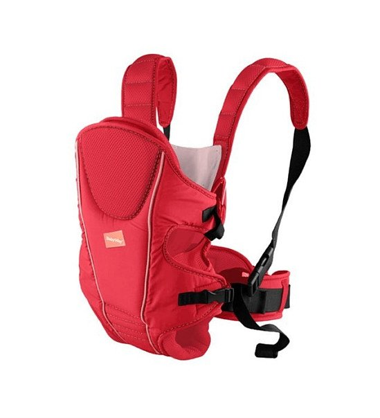SAVE £13.00 - Babyway 3 in 1 Baby Carrier, Red!