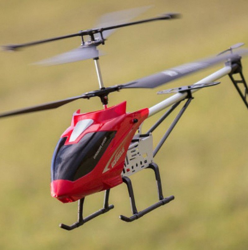 CLEARANCE - LARGE OUTDOOR HELICOPTER: Save £40.01!
