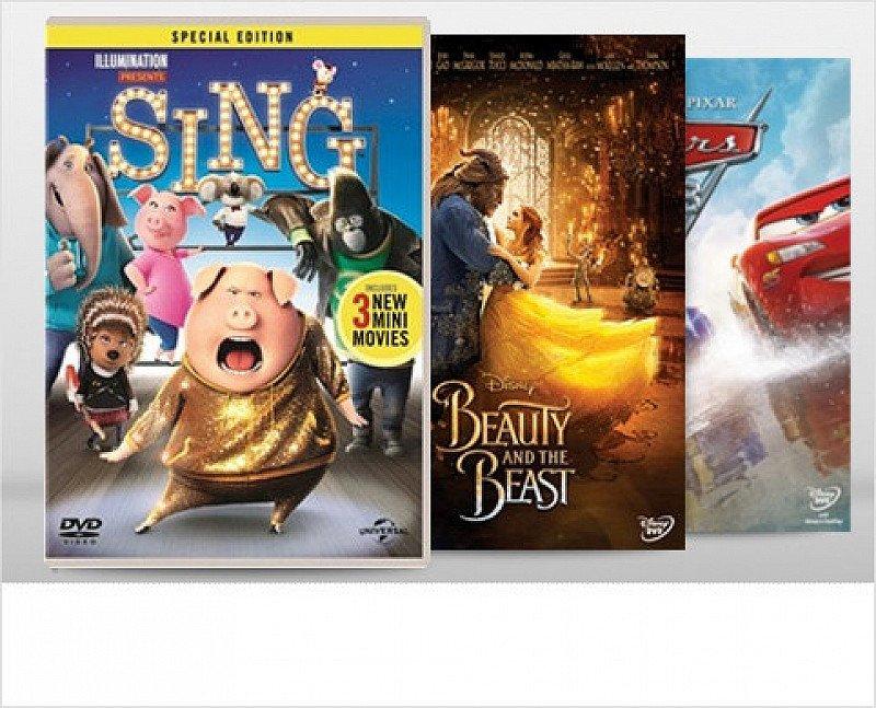View films under £5 online!