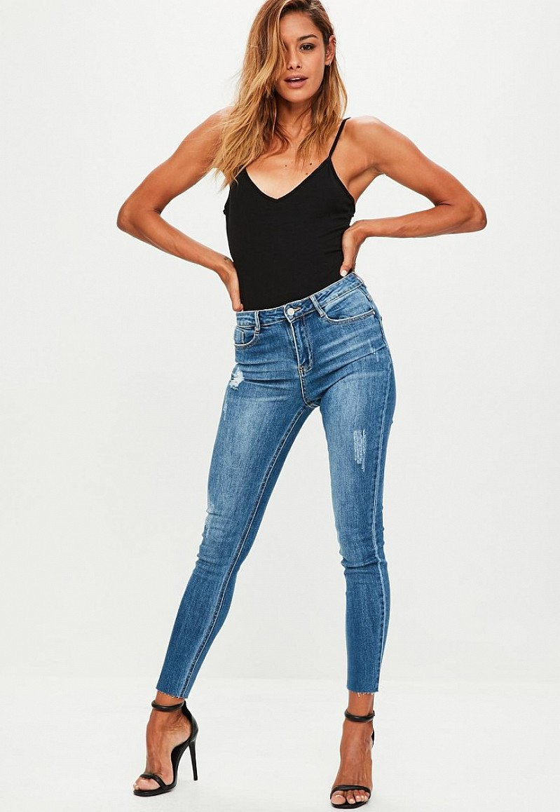 30% OFF Tops and Bottoms - Including dark blue sinner high waisted skinny jeans £25.00!