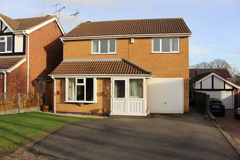 4 Bedroom Detached Home - Narborough