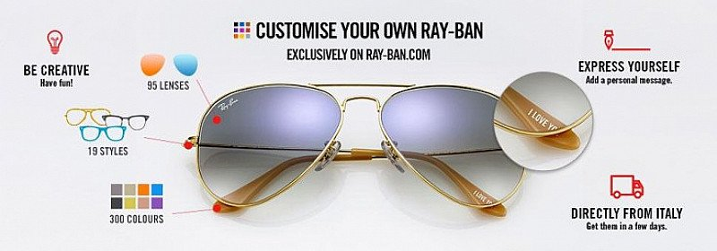 Create Your Ray-Ban: Art Engraving Is Here!