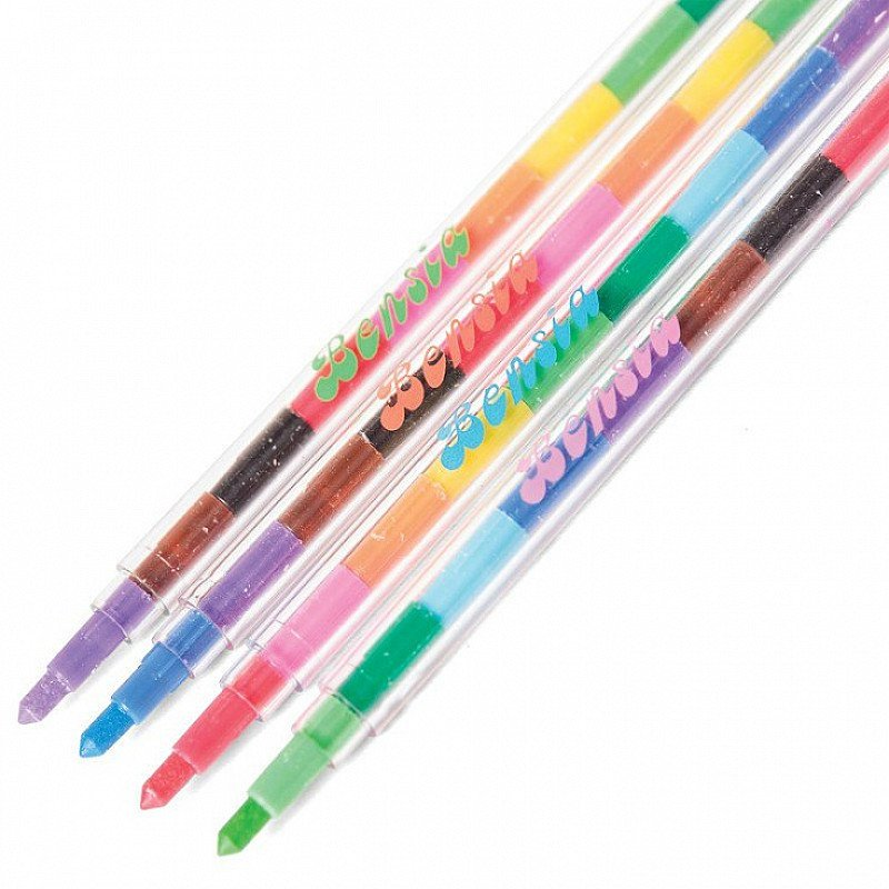 STOCK CLEARANCE EVENT - Up to 75% OFF: COLOUR CHANGE CRAYON 25p!