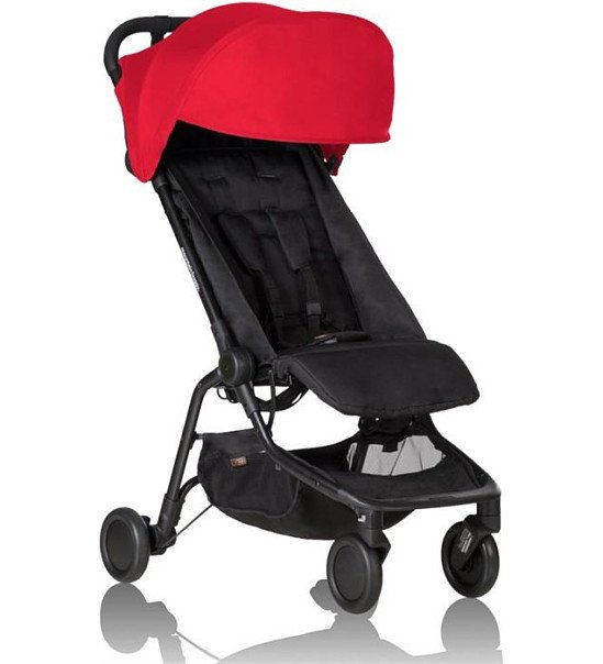 Offers on our website every day - Mountain Buggy Nano Stroller: SAVE £52.10!