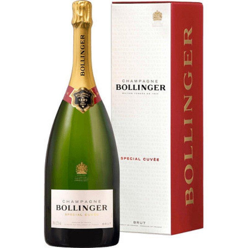 Bollinger Champagne - SAVE £14.00!