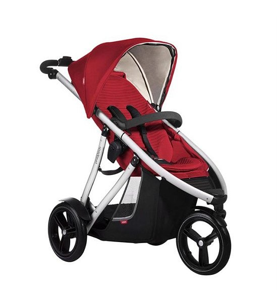 SALE - Phil & Teds Vibe Buggy - Cherry: SAVE £125.00!