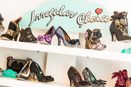Shop Irregular Choice Shoes in-store today - Great Choices for Valentines Day!