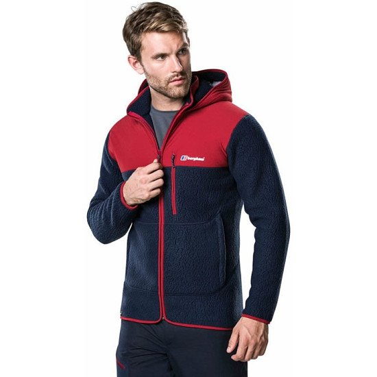 SALE - Berghaus Mens Cold Climbs Fleece Jacket: SAVE £21.00!
