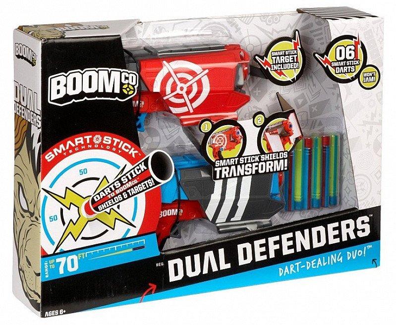 SALE - Boom co Dual Defenders Blasters: SAVE £10.00!