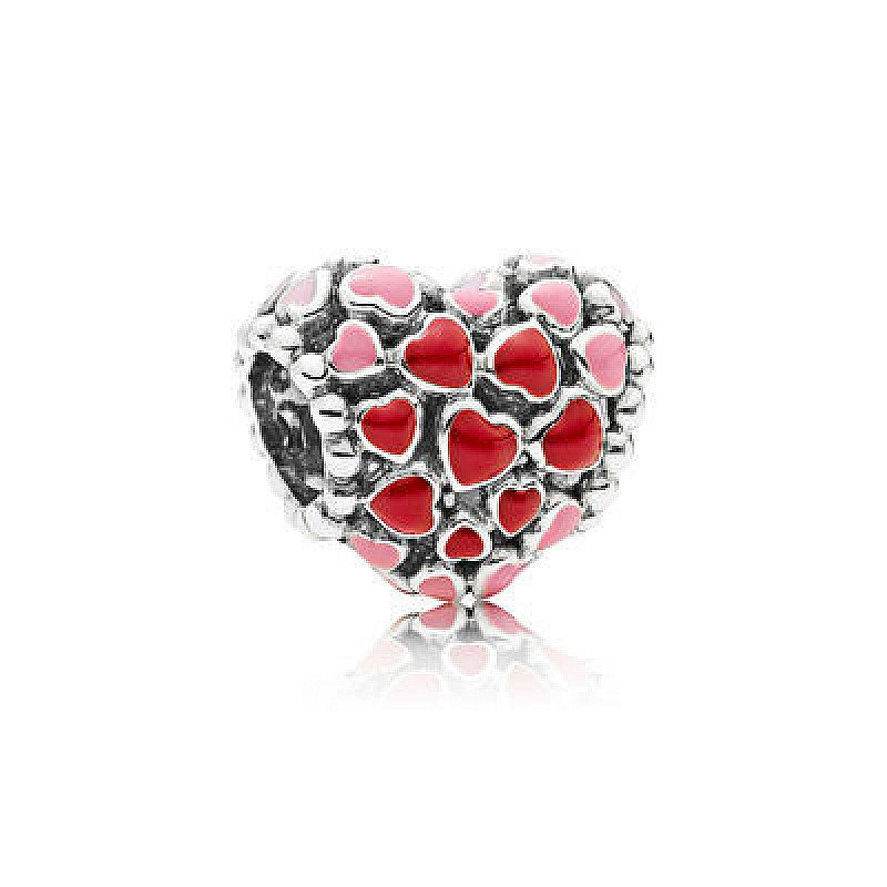 Valentines Day Gift Ideas - Burst of Love Charm £40.00!