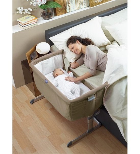 Chicco Next2Me Bedside Crib: SAVE £30.00!