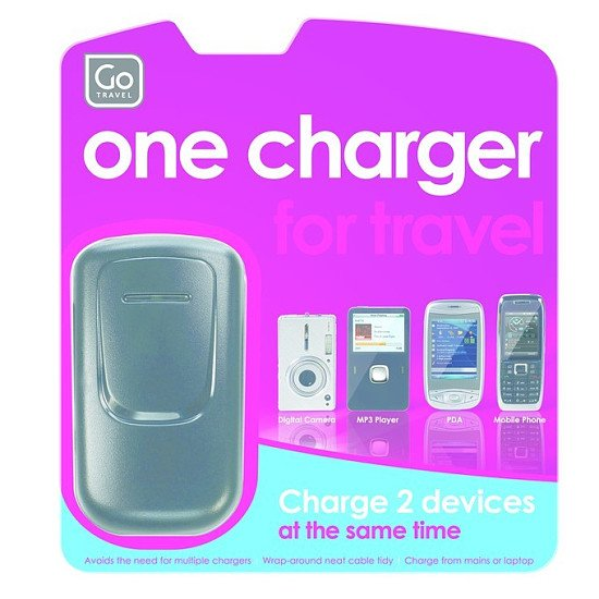 SALE - Go Travel Charge it UK: SAVE £4.49!