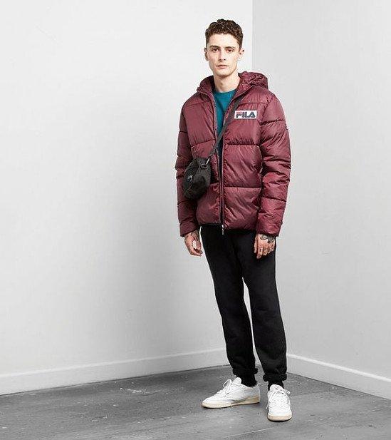 Fila Terza Jacket size? Exclusive: SAVE £20.00!