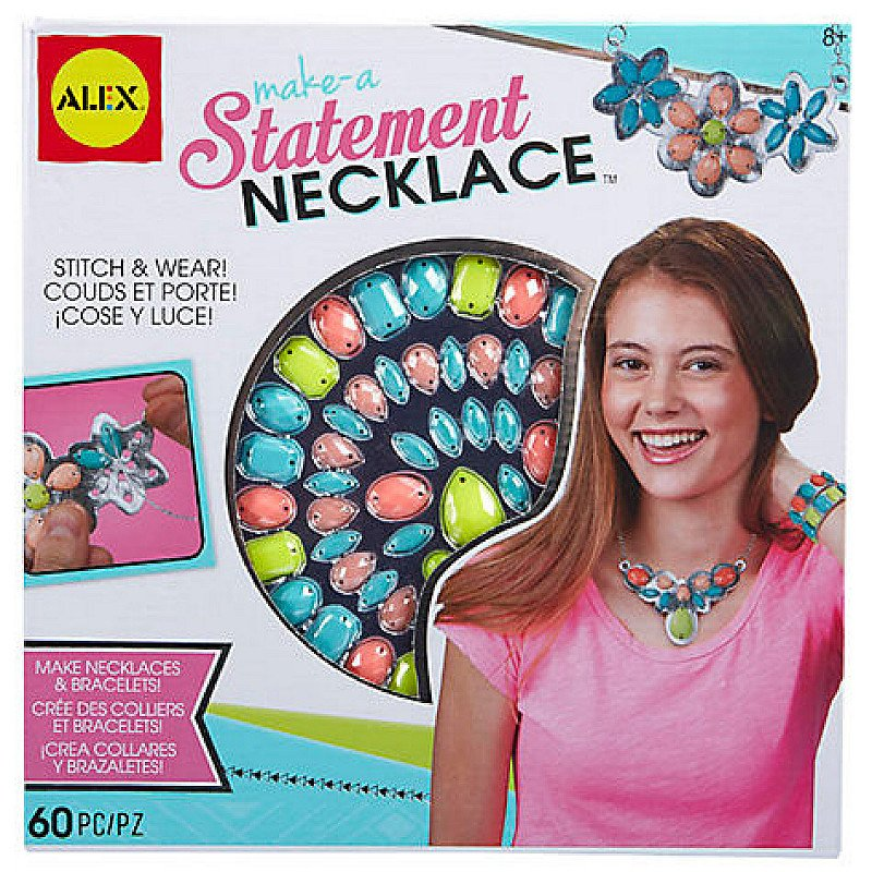 Reduced To Clear - Make-a Statement Necklace: SAVE £6.00!