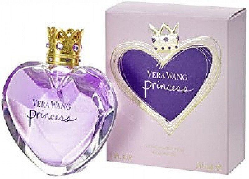 Valentines Day Gift Ideas - Vera Wang Princess Eau de Toilette: SAVE £15.00!