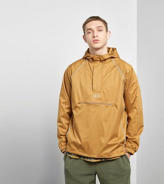 Stussy 3M Pipe Pullover Jacket: SAVE 45%!