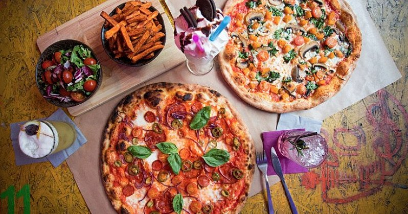 NATIONAL PIZZA DAY @ SUEDE NOTTINGHAM!