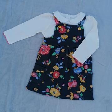 Girls Pinafore Dress £7.99