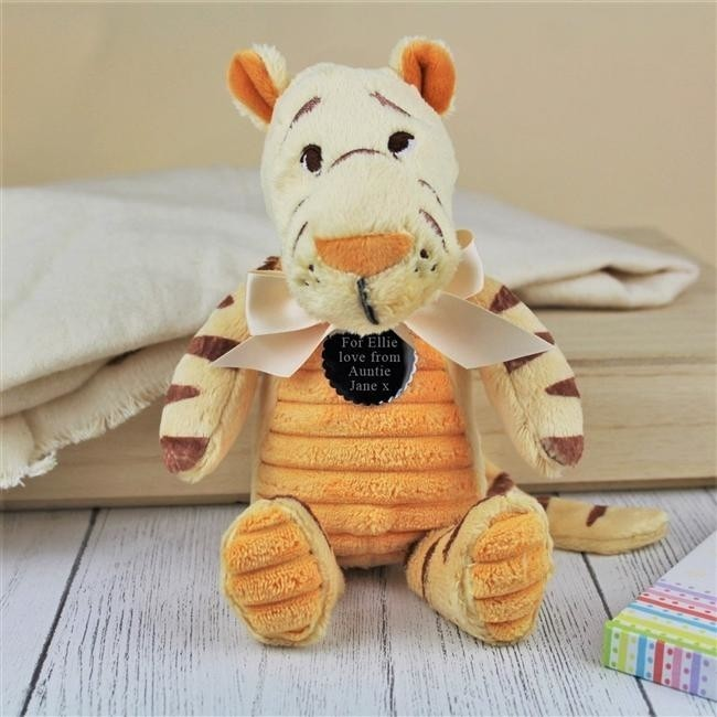 Personalised Classic Tigger Soft Toy £26