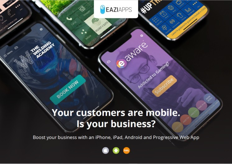 🎁FREE DEMO MOBILE APP FOR YOUR BUSINESS!👊