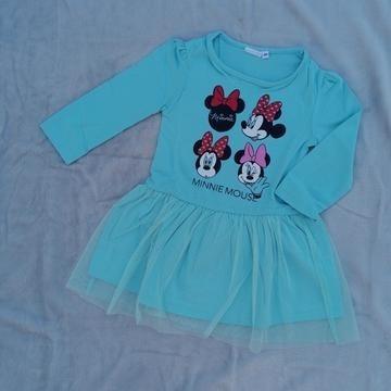Girls Minnie Mouse Dress £7.99