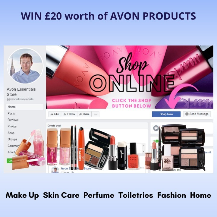 Win £20 worth of Avon Products