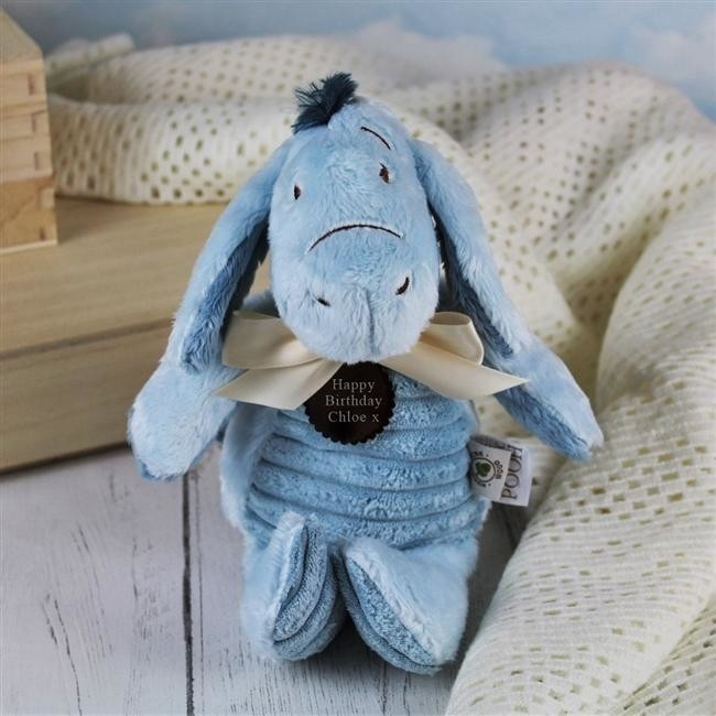 Personalised Classic Eeyore Soft Toy £26