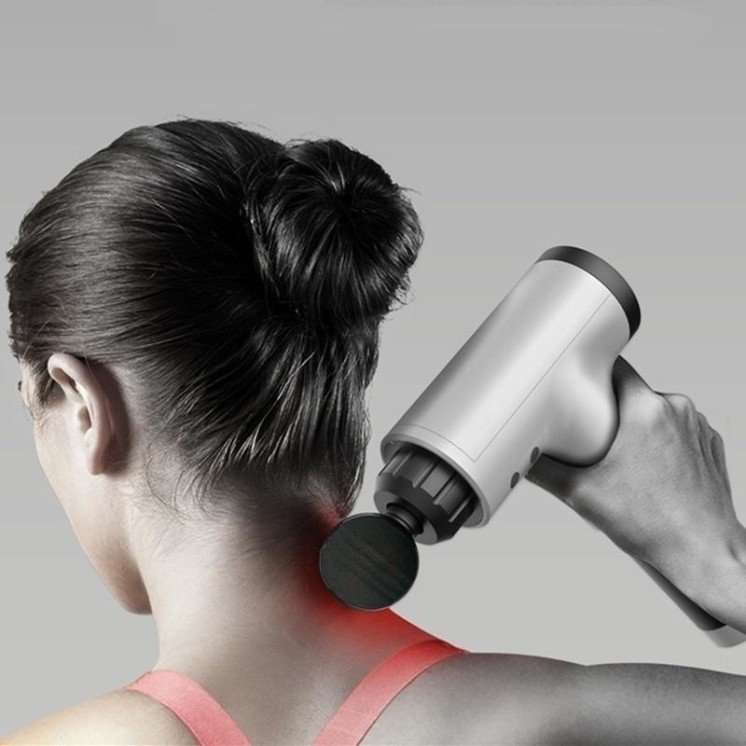 Dont Miss Out    30% OFF - Muscle Massage Therapy Gun