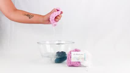 WIN - 2 Packs of Reusable Crochet Water Balloons
